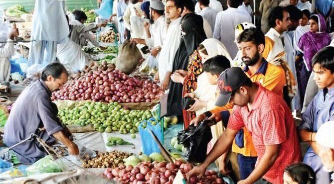 رمضان سے قبل ہی سبزیوں، گوشت اور پھلوں کی قیمتوں میں اضافہ