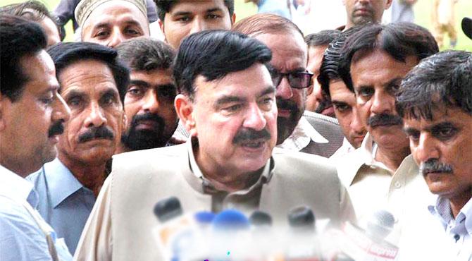 خبریں نے ہمیشہ پاکستان کی محبت کو اجاگرکیا:شیخ رشید