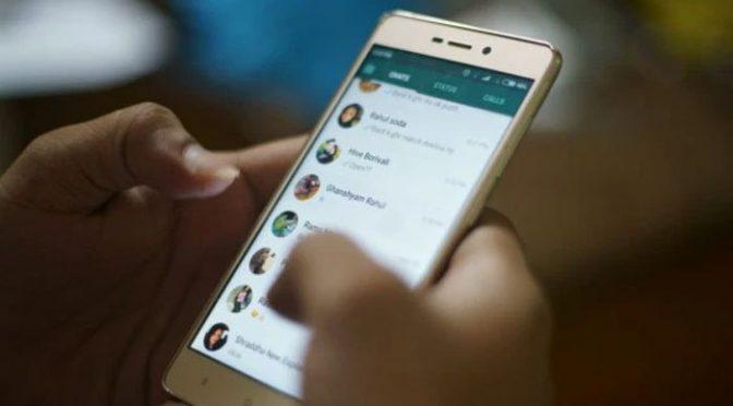 واٹس ایپ میں دوستوں کے ڈیلیٹ پیغام پڑھنا ممکن