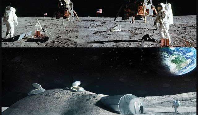 چاند کے قدرتی وسائل پر کس کا حق ہے؟