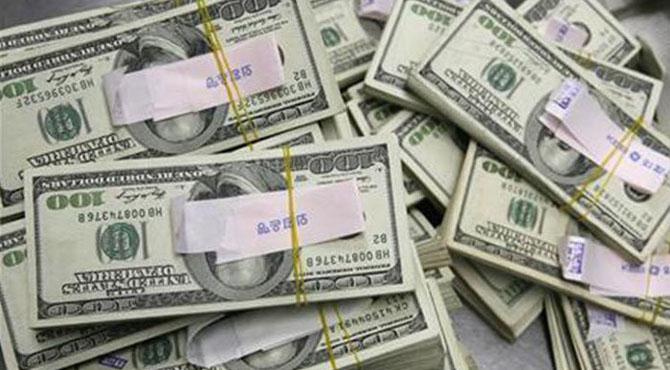 زرمبادلہ ذخائر 15 ارب 27 کروڑ ڈالر ہو گئے