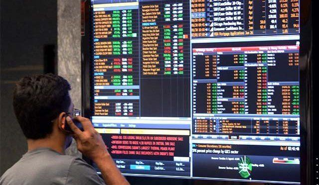 اسٹاک مارکیٹ میں تیزی،40700 پوائنٹس کی حد بھی بحال
