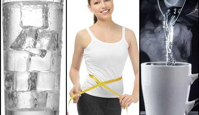 وزن میں کمی کیلئے ٹھنڈا پانی زیادہ مفید ہے یا نیم گرم پانی؟