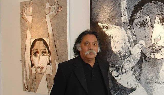 معروف پاکستانی آرٹسٹ جمیل نقش انتقال کرگئے
