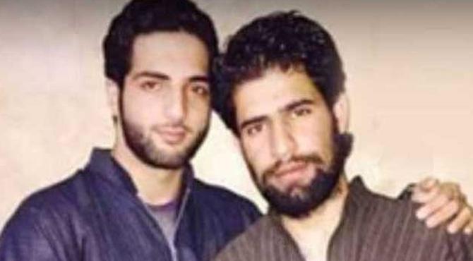 شہید کا دوست بھی انڈین مظالم کی بھینٹ