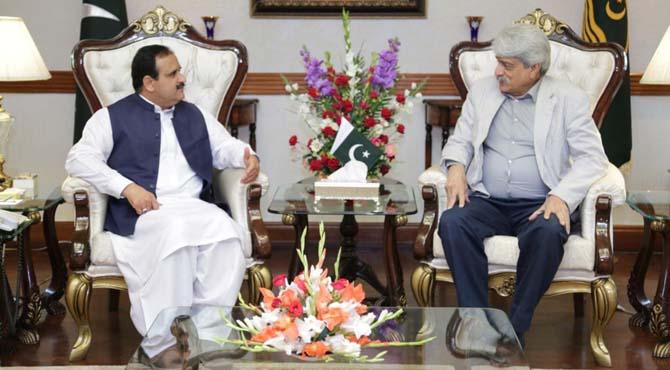 پنجاب وسائل سے مالامال ان سے استفادہ کرنا ہے،وزیراعلیٰ عثمان بزدار کی مشیر برائے اقتصادی امور و منصوبہ بندی سلمان شاہ سے معیشت پر اہم گفتگو