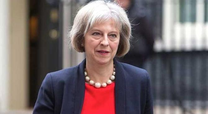 برطانوی وزیراعظم تھریسامے کا مستعفی ہونے کا اعلان