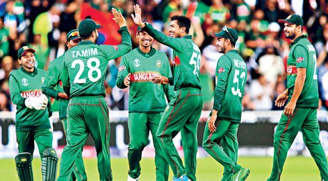 بنگلادیش نے افغانستان کو 62 رنز سے شکست دیدی