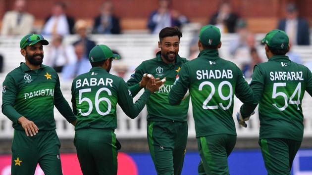 ورلڈکپ میں پاکستان کی جنوبی افریقا کیخلاف شاندار فتح