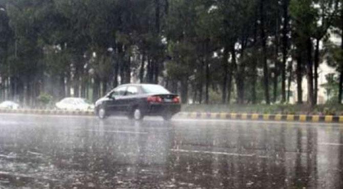 ملک بھر میں با رش ،گرمی کی ستائی عوام میں خوشی کی لہر