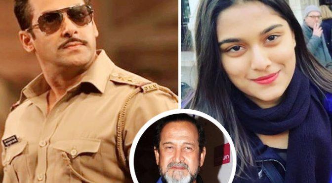 سلمان خان کی 'دبنگ 3' میں نئی اداکارہ کی انٹری