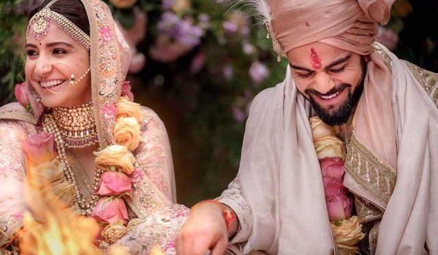 انوشکا شرما نے ویرات کوہلی سے شادی کرنے کی وجہ بتادی