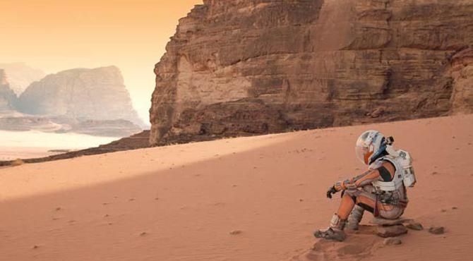 سلیکا ایئروجیل کی چادر سے مریخ کو قابلِ رہائش بنایا جاسکتاہے