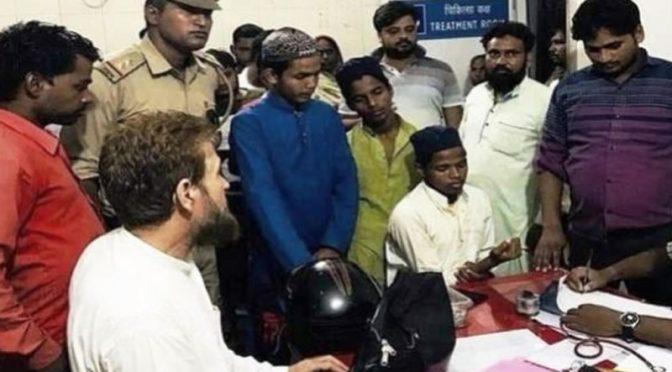 بھارت: مسلمان بچوں سے ہندوآنہ نعرے لگانے کا مطالبہ، انکار پر تشدد