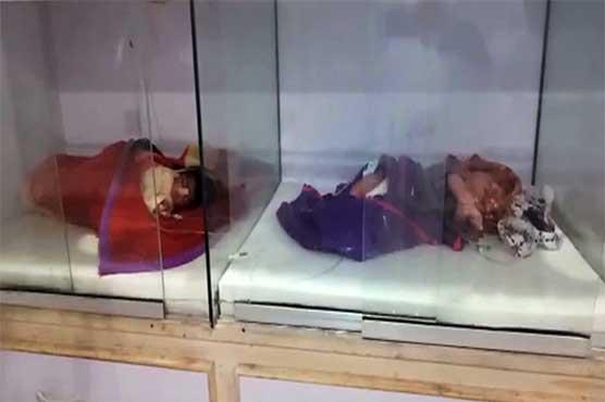 جیکب آباد: نجی کلینک کی بے حسی، مبینہ آکسیجن نہ ملنے پر 4 نومولود دم توڑ گئے،عملہ فرار