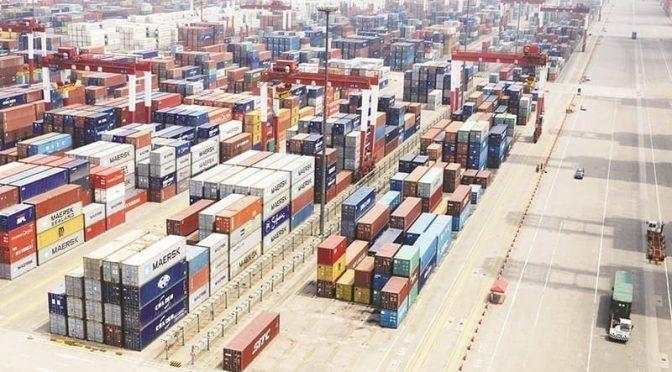 3 ماہ کے دوران ملک کا تجارتی خسارہ 35 فیصد تک کم ہوگیا