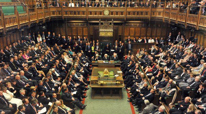 برطانوی پارلیمنٹ کا ایک بار پھر بریگزٹ معاہدے کے التوا کے حق میں ووٹ