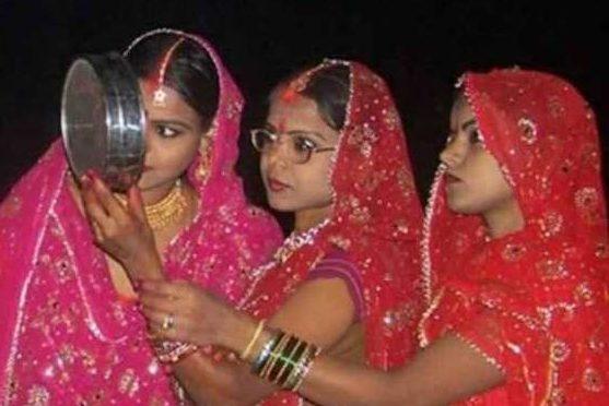 تین سگی بہنوں کا ایک ہی شوہر ،ویڈیوسوشل میڈیا پر وائرل