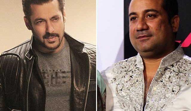 دوستی کے دعویدار سلمان خان نے راحت فتح علی کیساتھ ہاتھ کردیا