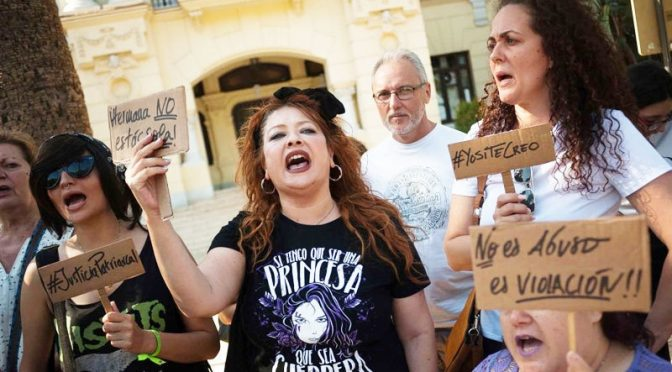بے ہوش لڑکی کے 'ریپ' پر اسپین کی عدالت کا انوکھا فیصلہ