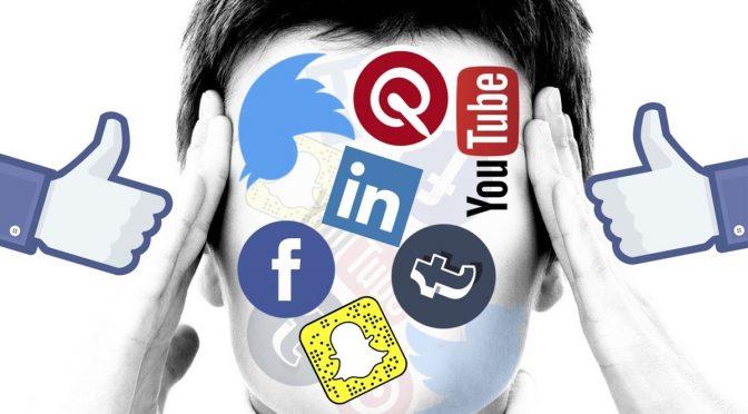 سوشل میڈیا کے ذریعے دماغی صحت کو بہتر کرنے کا طریقہ