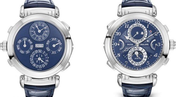 سوئس کمپنی کی بنائی گئی واحد گھڑی 4 ارب روپے میں فروخت