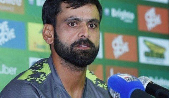 محمد حفیظ کا ٹی ٹوئنٹی ورلڈ کپ کے بعد ریٹائرمنٹ کا اعلان