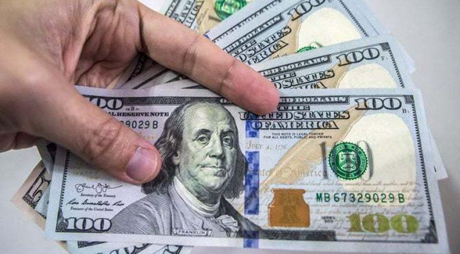 انٹر بینک میں ڈالر کی اڑان جاری، 158 روپے 60 پیسے کا ہوگیا