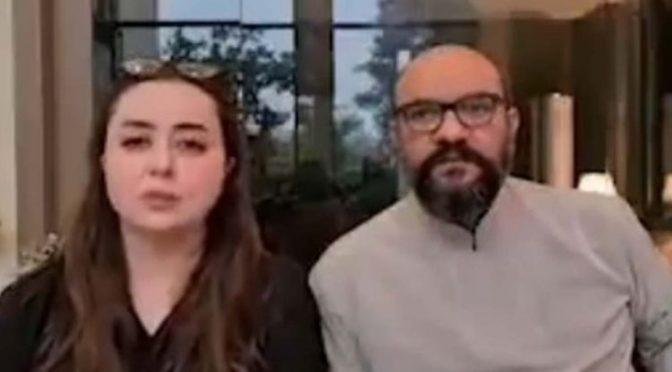 کرونا وائرس پھیلانے کا الزام: ماریہ بی کے شوہر کی رہائی پر تنقید