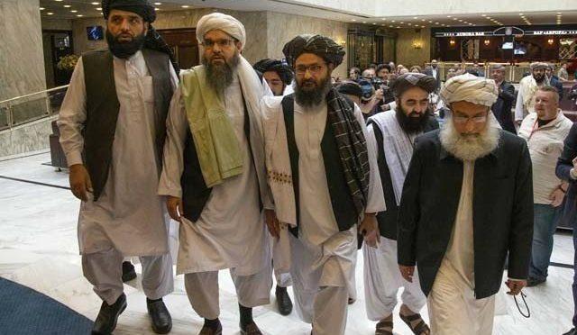 طالبان سے بات چیت؛ افغان حکومت نے مذاکراتی ٹیم تشکیل دیدی