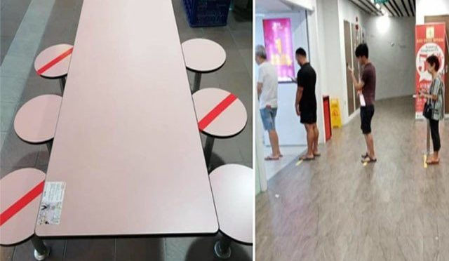 کورونا وائرس؛ سنگاپور میں قریب کھڑے ہونے پر قید اور ہزاروں ڈالر جرمانہ