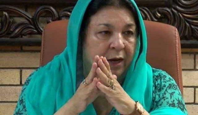 یا سمین راشد کا لاہوریوں کو جا ہل کہنا مہنگا پڑا،،سو شل میڈیا پر نیا محاذ کھل گیا