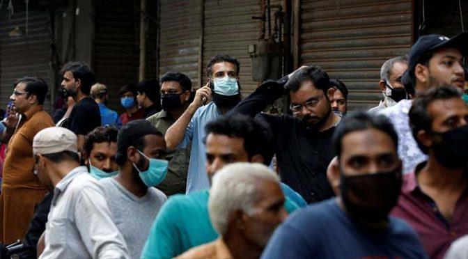 کورونا وبا: پاکستان میں 36 ہزار 865 کیسز، 10ہزار سے زائد افراد صحتیاب، جبکہ اموات 792 تک جا پہنچی ہیں