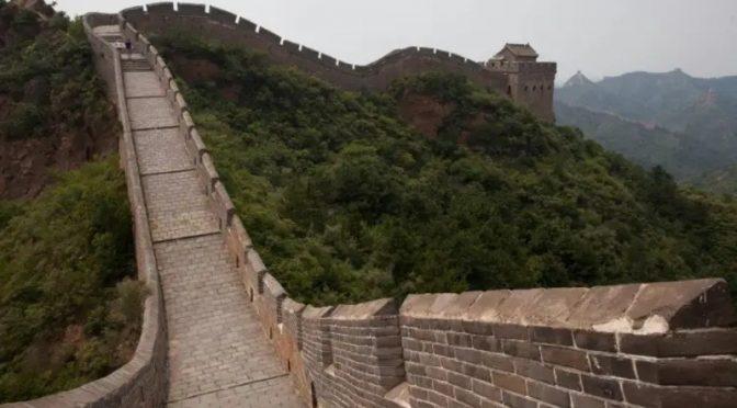 دیوار چین کے شمالی حصے کی تعمیر کا اصل مقصد صدیوں بعد سامنے آگیا