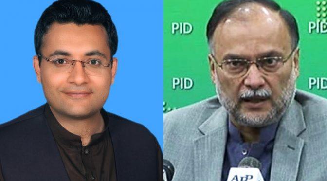احسن اقبال، رکن قومی اسمبلی فرخ حبیب سمیت کئی سیاست دان کورونا وائرس میں مبتلا