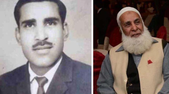 سابق اولمپیئن و کپتان اسد ملک ٹریفک حادثے میں انتقال کرگئے