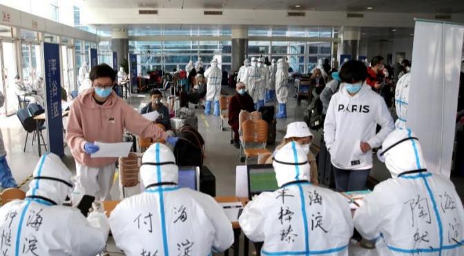عالمی سطح پر کورونا وائرس کے کیسز میں ریکارڈ اضافہ ہوا، ڈبلیو ایچ او
