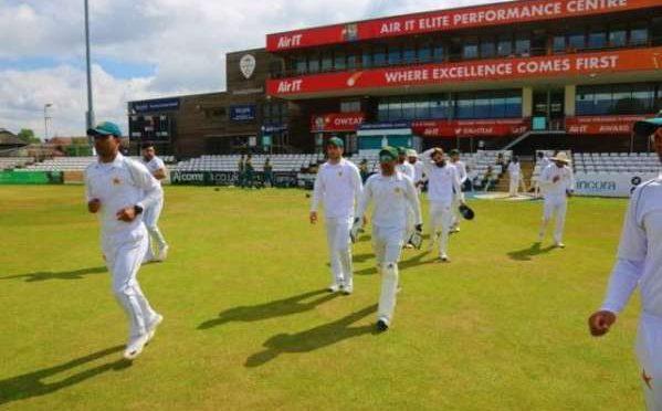 پاکستان اور انگلینڈ کے درمیان پانچ سے نو اگست تک پہلا ٹیسٹ میچ بمقام اولڈ ٹریفورڈ ، مانچسٹر میں کھیلا جائیگا