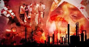 انتہا پسند ہندوﺅں نے جے شری رام نہ کہنے پر مسلمان کا قتل عام کیا :دہلی فسادات کی رپورٹ عدالت میں جمع