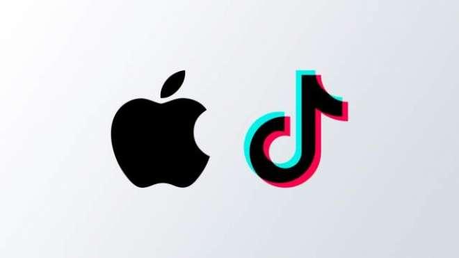 معروف کمپنی ایپل نے بھی ٹک ٹاک کو خریدنے میں دلچسپی ظاہر کردی، رپورٹ
