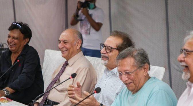 ملک میں 6 ماہ بعد تھیٹر بحال، کراچی آرٹس کونسل کا تھیٹر میلے کا اعلان