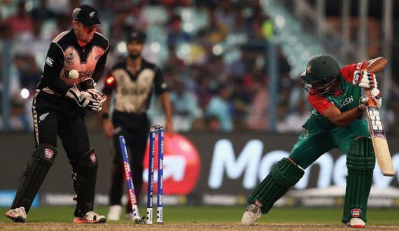 پہلا T20:نیوزی لینڈ نے بنگلہ دیش کو 66رنز سے ہرا دیا