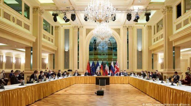 امریکہ ، ایران جوہری معاہدے پر مذاکرات کا پہلا دور کامیاب