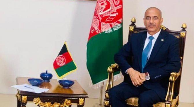 افغان حکومت نے اسلام آباد سے اپنا سفیر واپس بلالیا