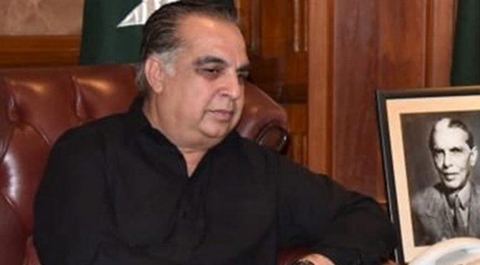ٹرانسفارمر حادثے کی جلد اور شفاف تحقیقات کی جائے، گورنر سندھ