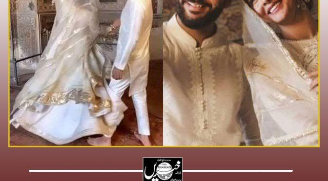 صبا قمر اور گلوکار بلال سعید کے وارنٹ گرفتاری جاری