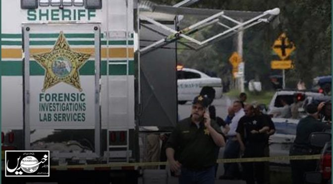 فلوریڈا: مسلح شخص نے 3 ماہ کے بچے سمیت 4 افراد کو قتل کردیا
