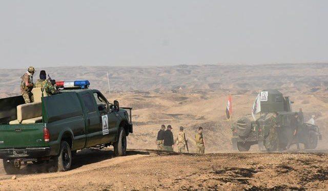عراق میں پولیس چیک پوسٹ پر حملے میں 13 اہلکار ہلاک