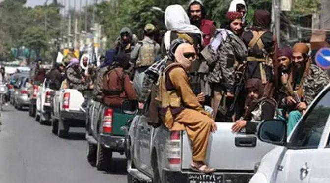 وادی پنجشیر میں طالبان کی پیش قدمی جاری