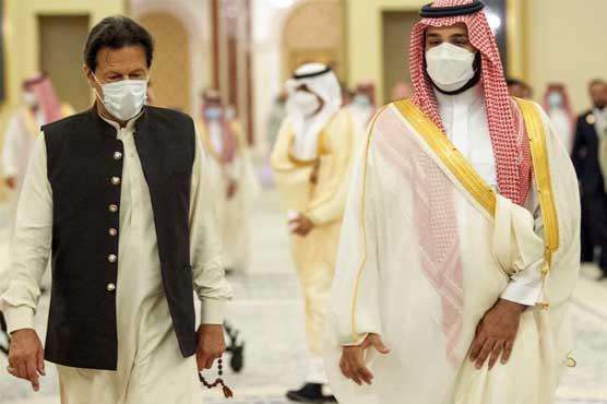 وزیراعظم عمران خان آئندہ ہفتے سعودی عرب کا دورہ کرینگے